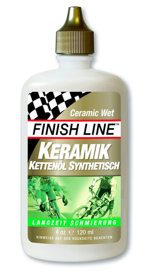 Finish Line Keramik kedjeolja 120ml